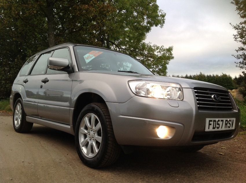 View SUBARU FORESTER 2.0ltr XC AWD ESTATE