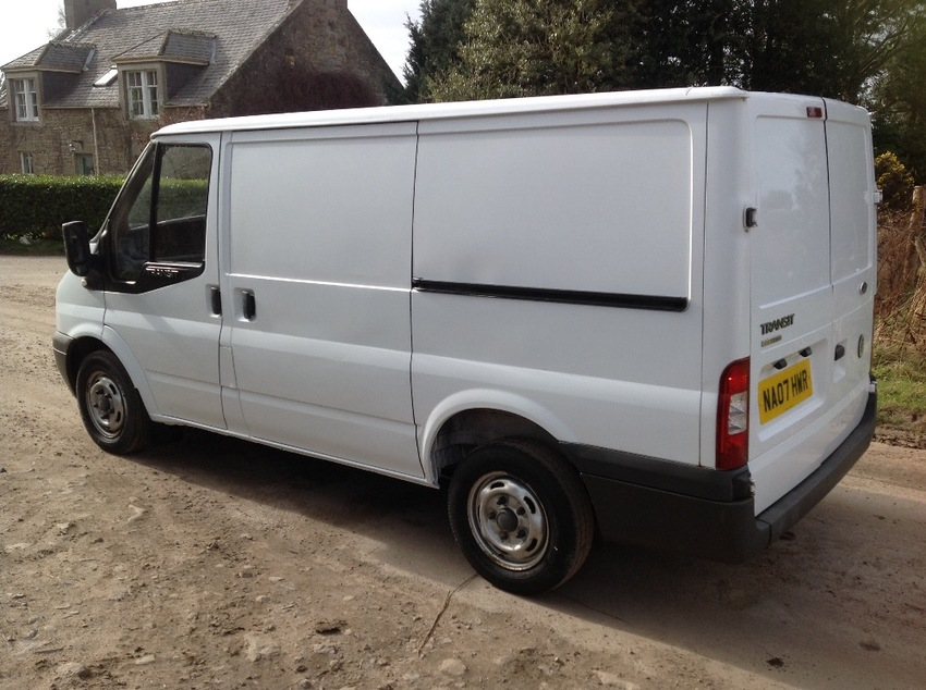 View FORD TRANSIT 85 T280 SWB PANEL VAN