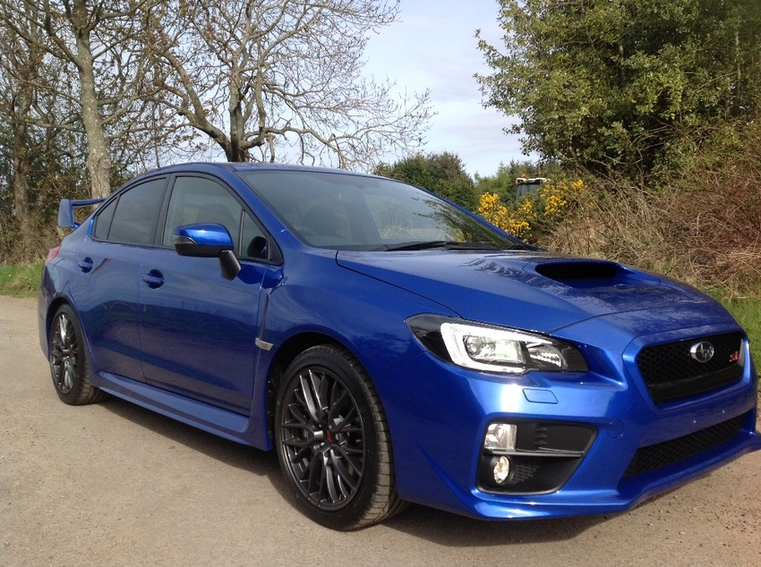 View SUBARU IMPREZA WRX STI 2.5ltr TYPE-UK DCCD WIDETRACK