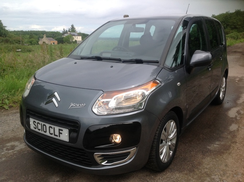 View CITROEN C3 PICASSO AIRDREAM PLUS 1.6HDI MPV