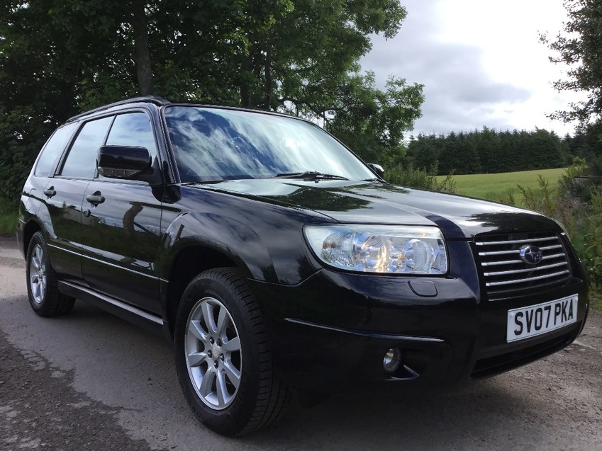 View SUBARU FORESTER 2.0ltr XE AWD ESTATE