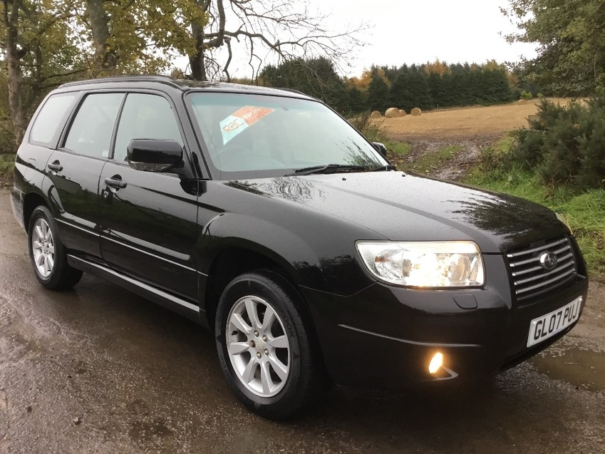 View SUBARU FORESTER 2.0ltr XC AUTO AWD ESTATE