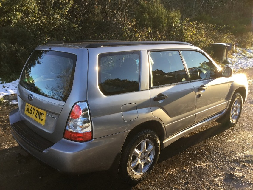 View SUBARU FORESTER 2.0ltr X AWD ESTATE