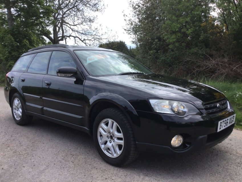 View SUBARU OUTBACK 2.5ltr SE AWD MANUAL 5 SPEED ESTATE 165ps