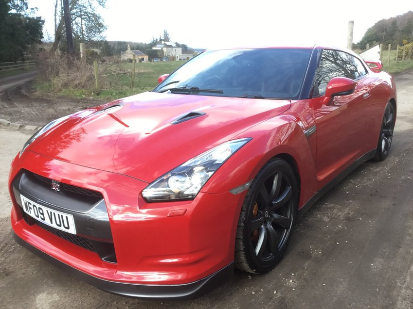 View NISSAN GT-R 3.8ltr STAGE 4 LITCHFIELD 640ps BLACK EDITION
