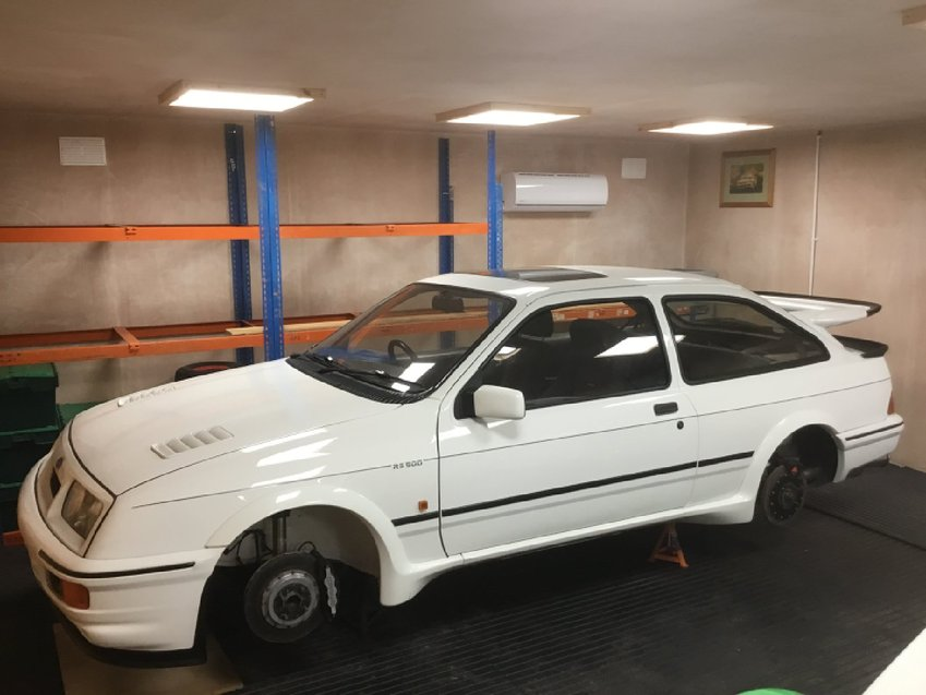 FORD SIERRA  2.0ltr RS COSWORTH 3 DOOR HATCHBACK