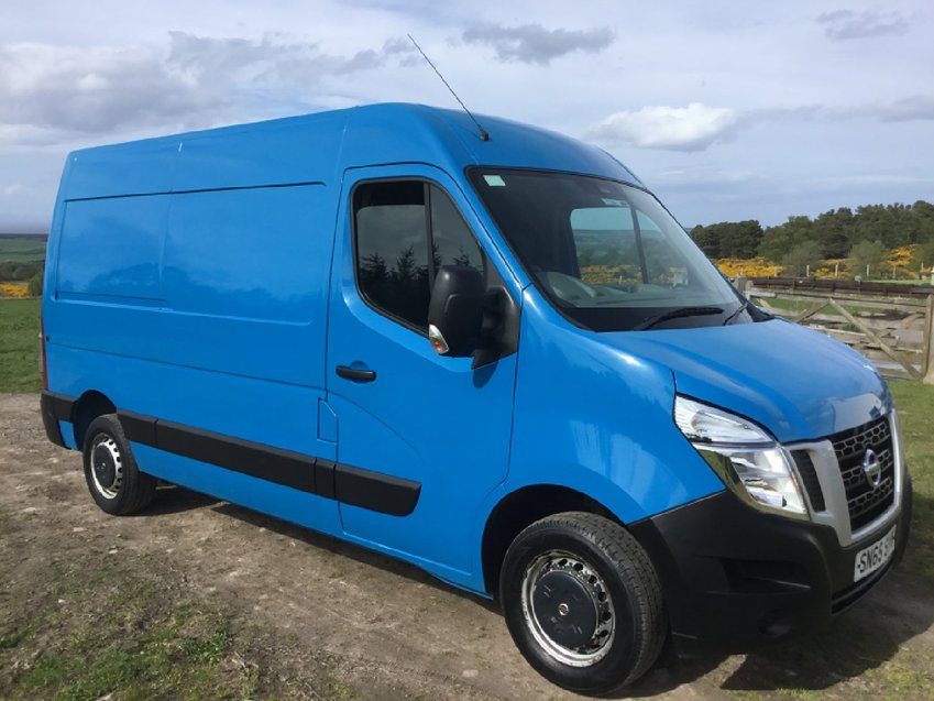 NISSAN NV400 2.2ltr dCi L2 H1 MWB PANEL VAN 110ps