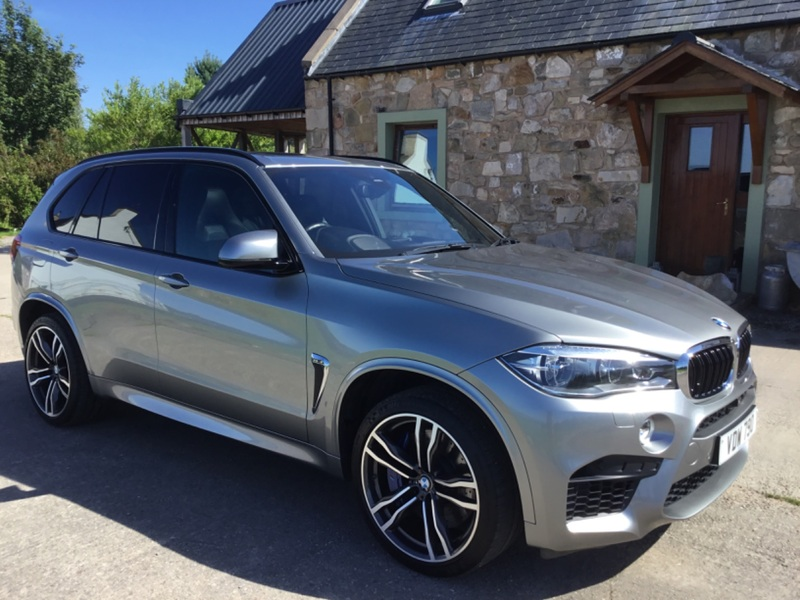 BMW X5 M 4.4ltr V8 Bi TURBO AUTO X DRIVE 575ps