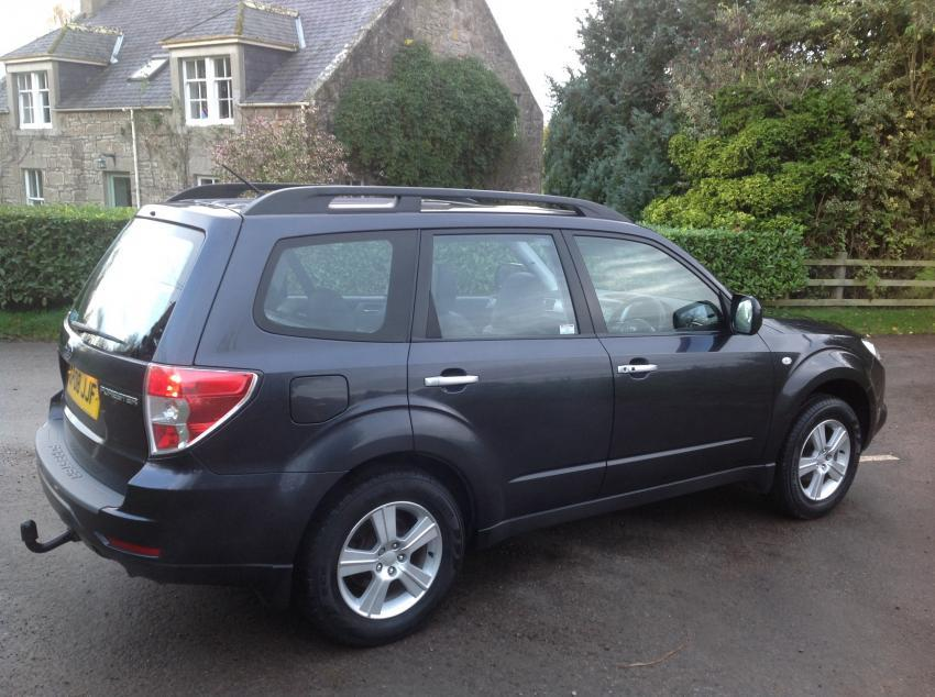 View SUBARU FORESTER 2.0ltr XS AWD ESTATE