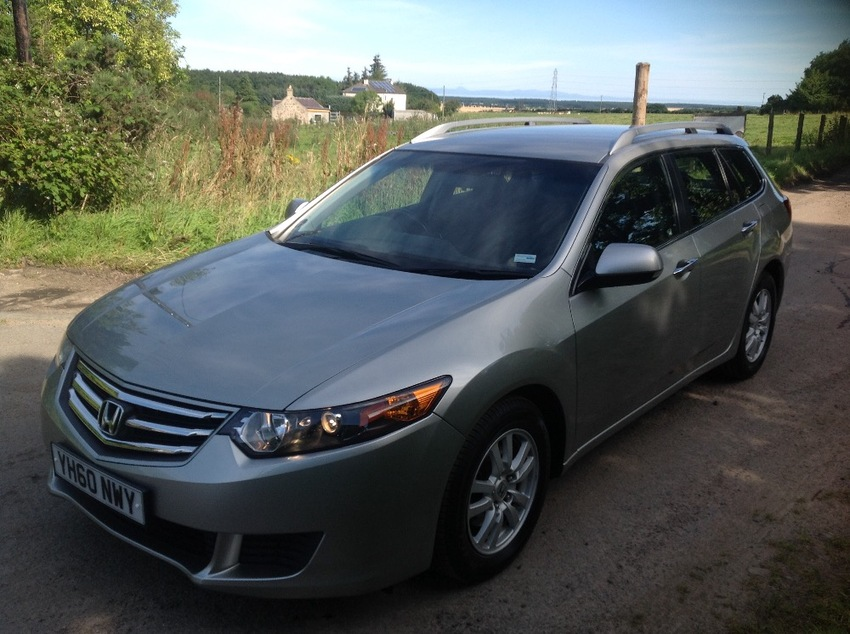 View HONDA ACCORD 2.2ltr I-DTEC ES TOURER 150 ESTATE